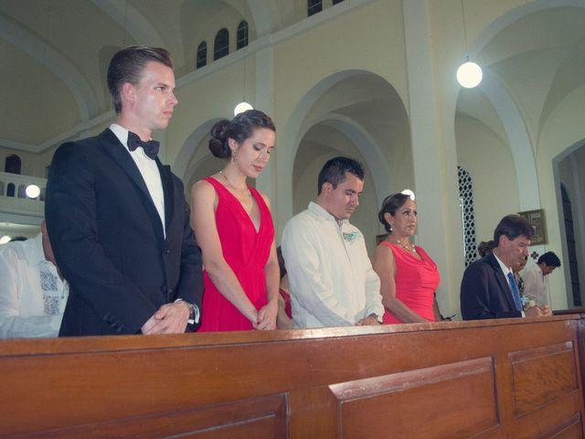 El matrimonio de Juan y Angie  en Cartagena, Bolívar 21