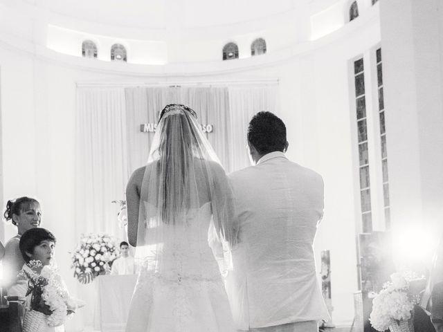El matrimonio de Juan y Angie  en Cartagena, Bolívar 24