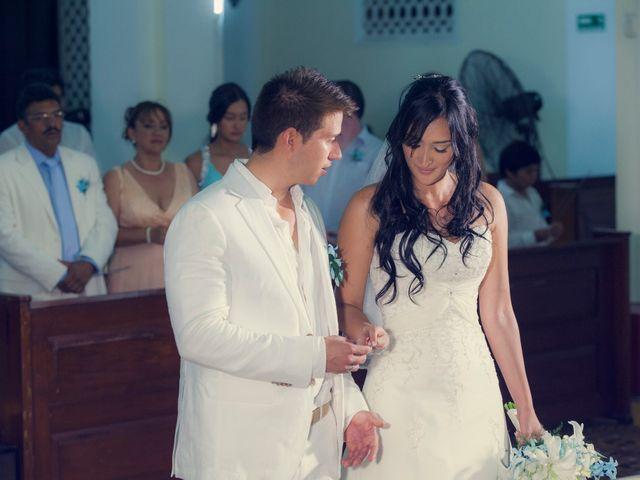 El matrimonio de Juan y Angie  en Cartagena, Bolívar 26