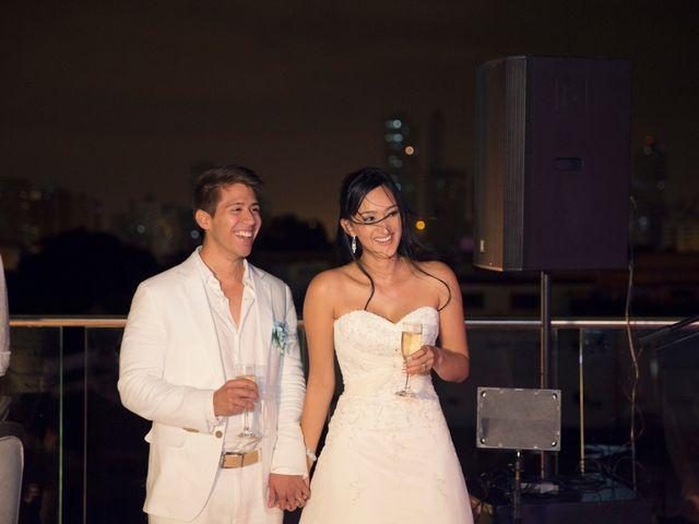 El matrimonio de Angie  y Juan