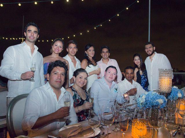 El matrimonio de Juan y Angie  en Cartagena, Bolívar 29