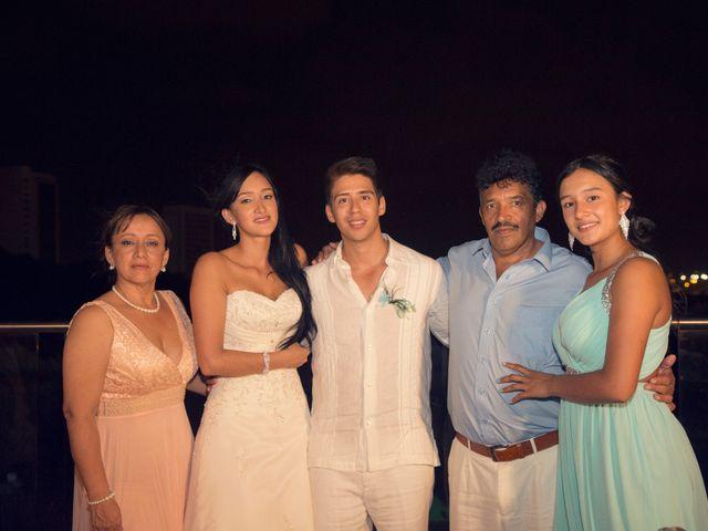El matrimonio de Juan y Angie  en Cartagena, Bolívar 37