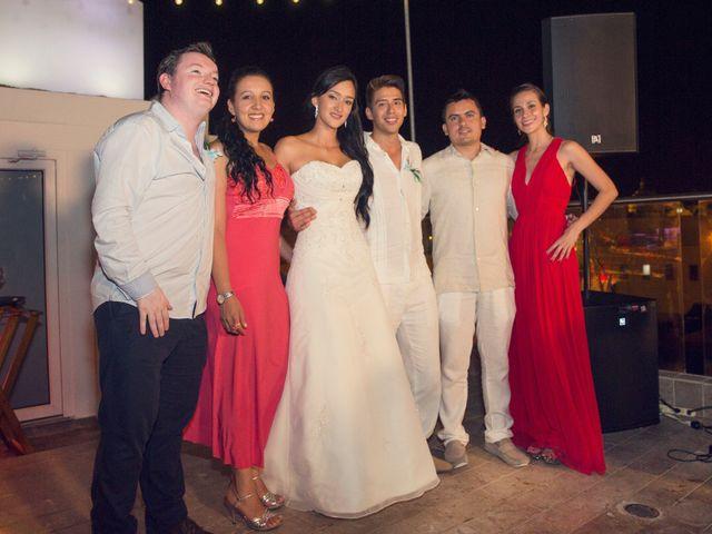 El matrimonio de Juan y Angie  en Cartagena, Bolívar 40
