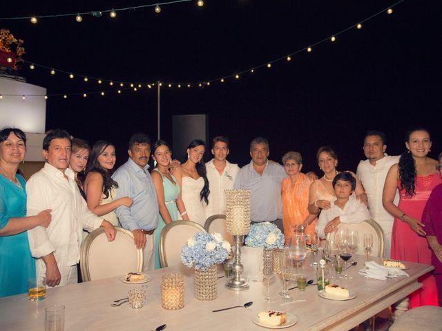 El matrimonio de Juan y Angie  en Cartagena, Bolívar 42