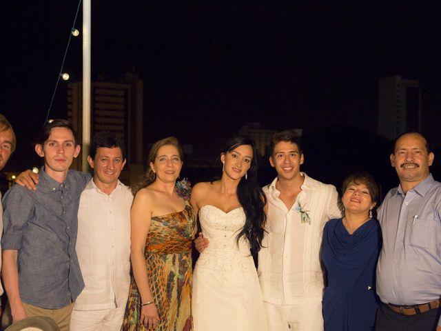 El matrimonio de Juan y Angie  en Cartagena, Bolívar 46
