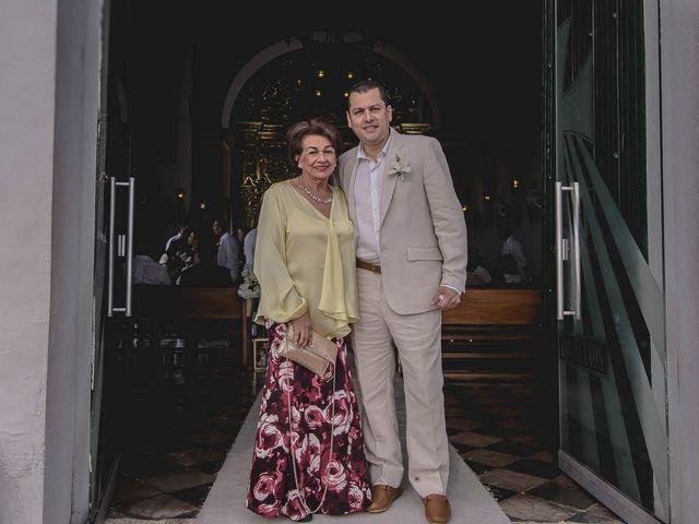 El matrimonio de Edgard y Paola en Cartagena, Bolívar 10