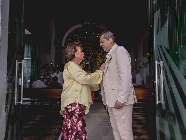 El matrimonio de Edgard y Paola en Cartagena, Bolívar 11
