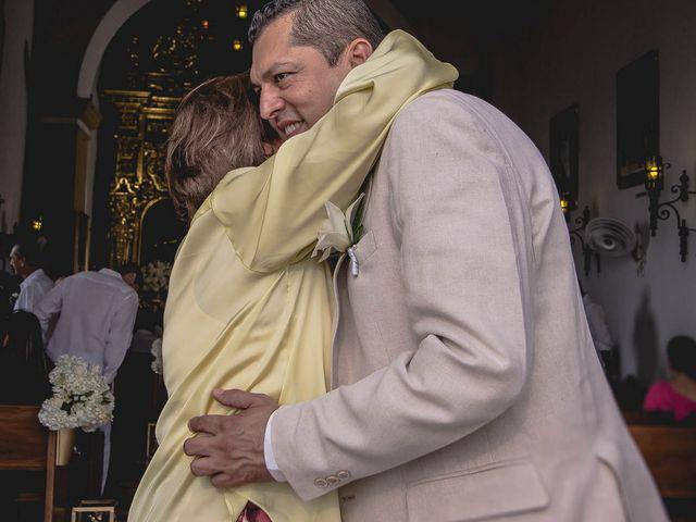 El matrimonio de Edgard y Paola en Cartagena, Bolívar 12