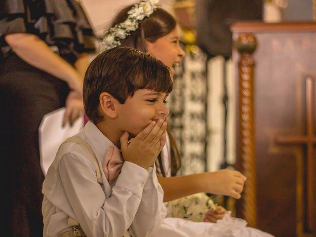 El matrimonio de Edgard y Paola en Cartagena, Bolívar 17