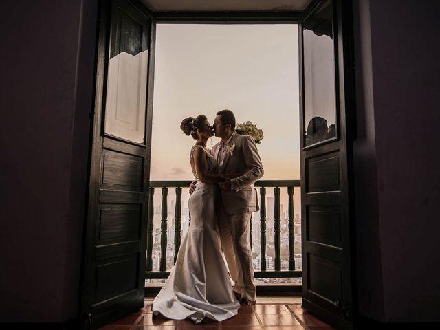 El matrimonio de Edgard y Paola en Cartagena, Bolívar 20