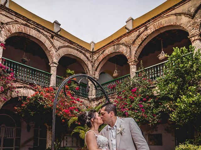 El matrimonio de Edgard y Paola en Cartagena, Bolívar 21