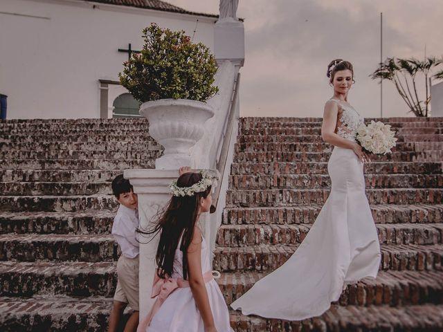 El matrimonio de Edgard y Paola en Cartagena, Bolívar 23