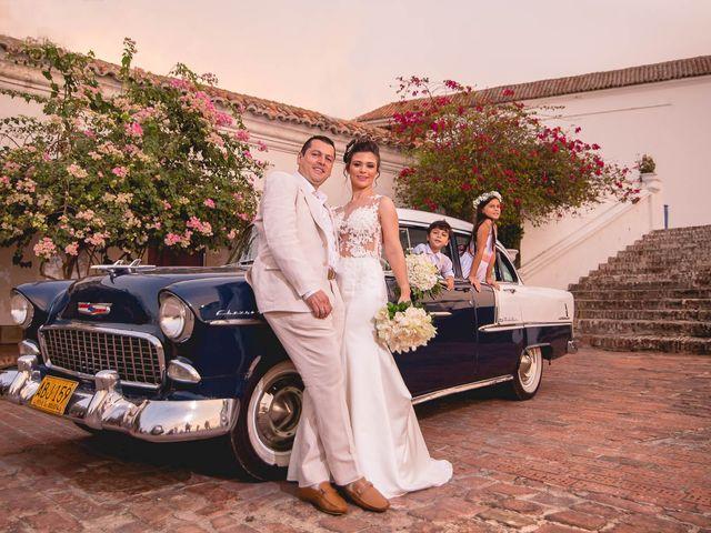 El matrimonio de Edgard y Paola en Cartagena, Bolívar 24