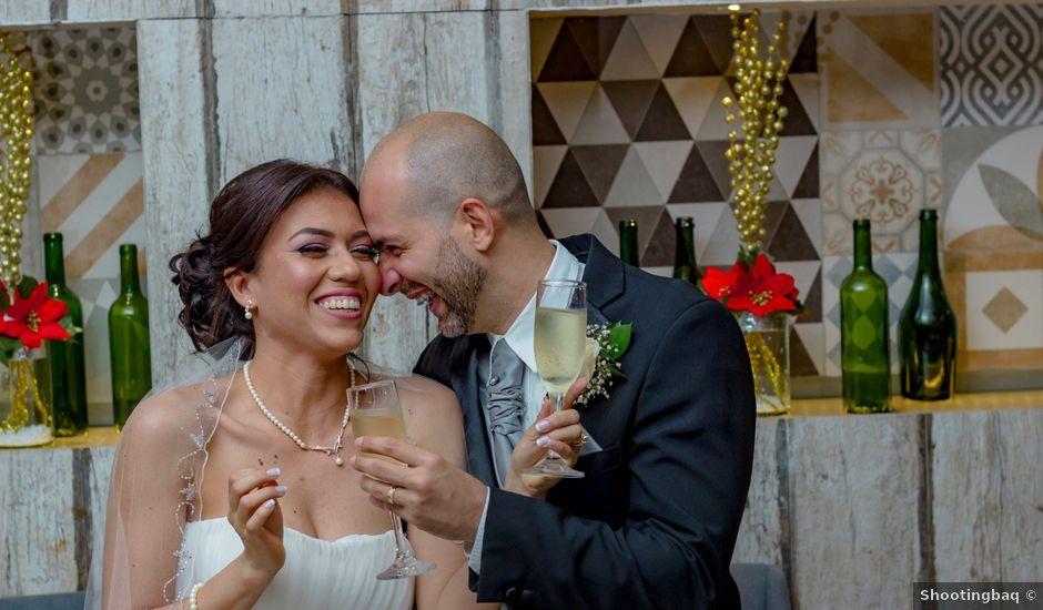 El matrimonio de Yeny y Leo en Barranquilla, Atlántico