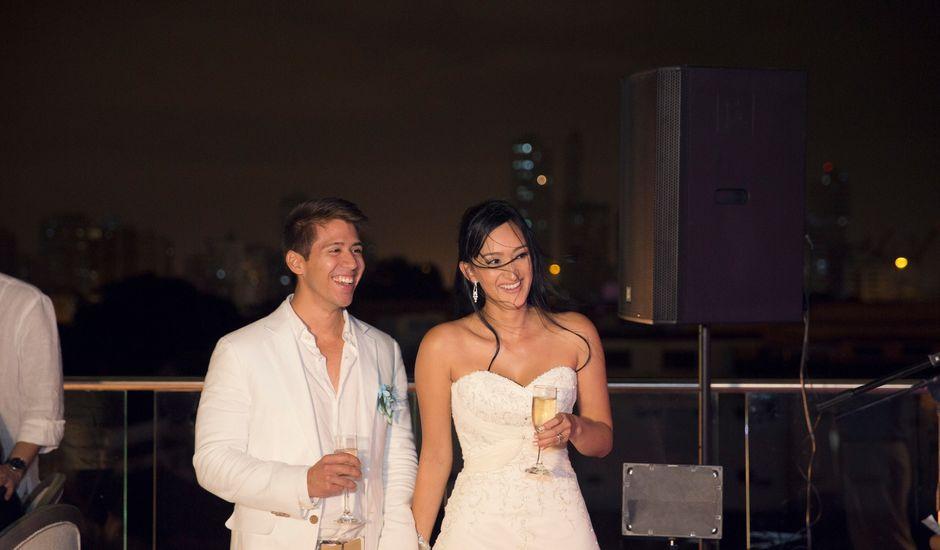 El matrimonio de Juan y Angie  en Cartagena, Bolívar