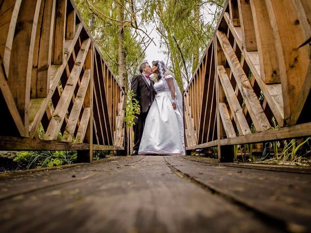 El matrimonio de Nelson y Jennyffer en Sopó, Cundinamarca 2