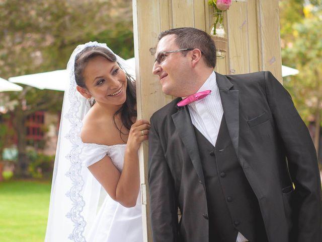 El matrimonio de Nelson y Jennyffer en Sopó, Cundinamarca 1