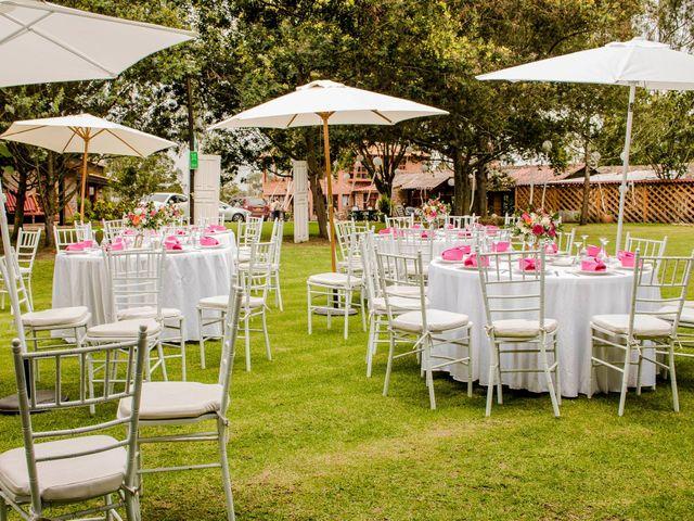 El matrimonio de Nelson y Jennyffer en Sopó, Cundinamarca 9