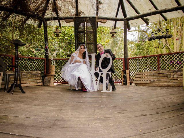 El matrimonio de Nelson y Jennyffer en Sopó, Cundinamarca 12