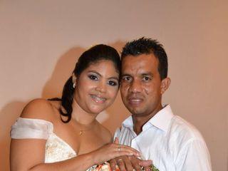 El matrimonio de Eliana y Fabian 1