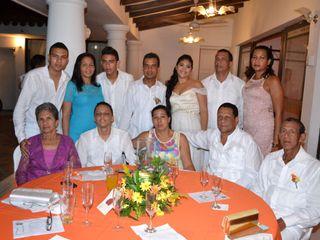 El matrimonio de Eliana y Fabian 3