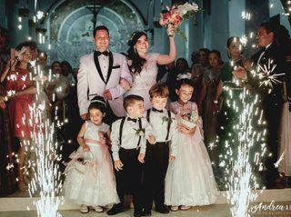 El matrimonio de Diana y Guillo
