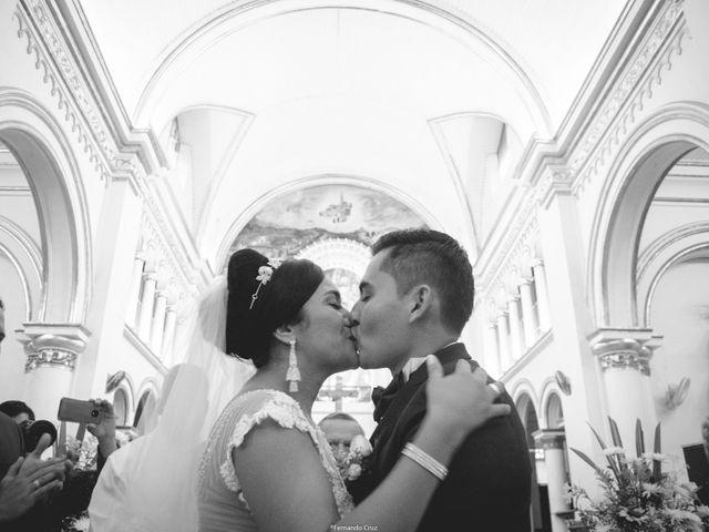 El matrimonio de Edna y Julian