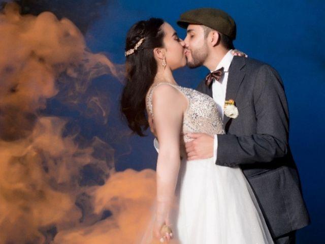 El matrimonio de María Camila  y Luis