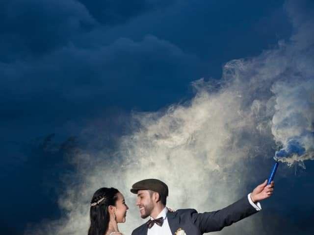 El matrimonio de Luis  y María Camila  en Madrid, Cundinamarca 1