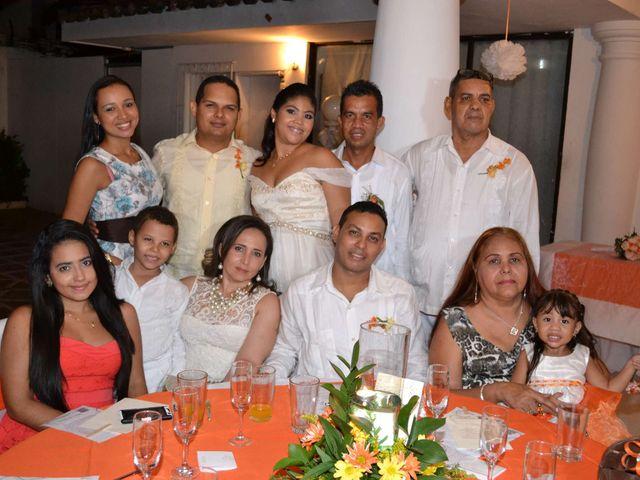 El matrimonio de Fabian y Eliana en Santa Marta, Magdalena 4