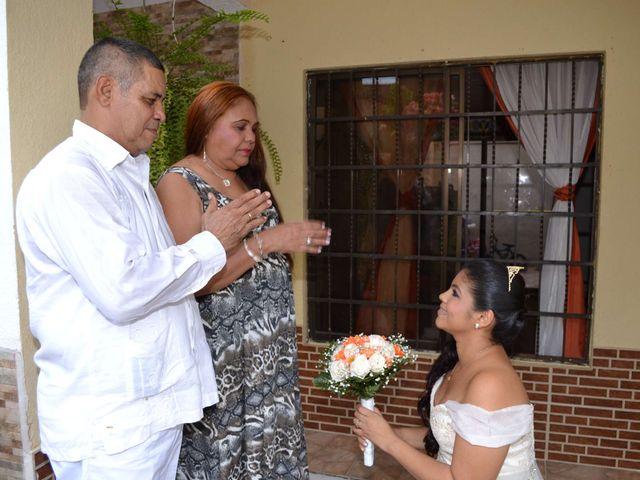 El matrimonio de Fabian y Eliana en Santa Marta, Magdalena 6