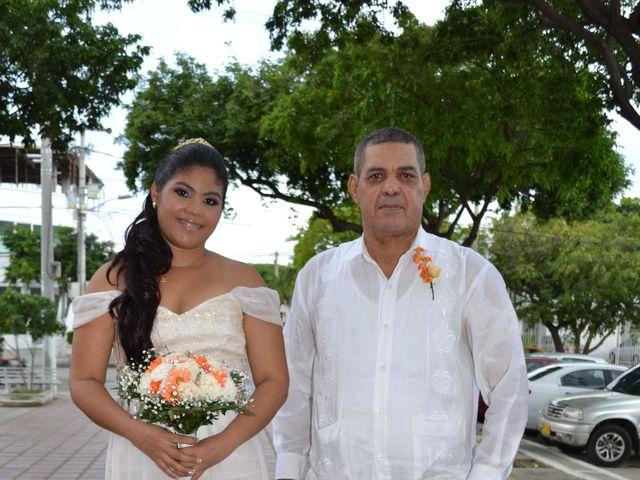 El matrimonio de Fabian y Eliana en Santa Marta, Magdalena 7