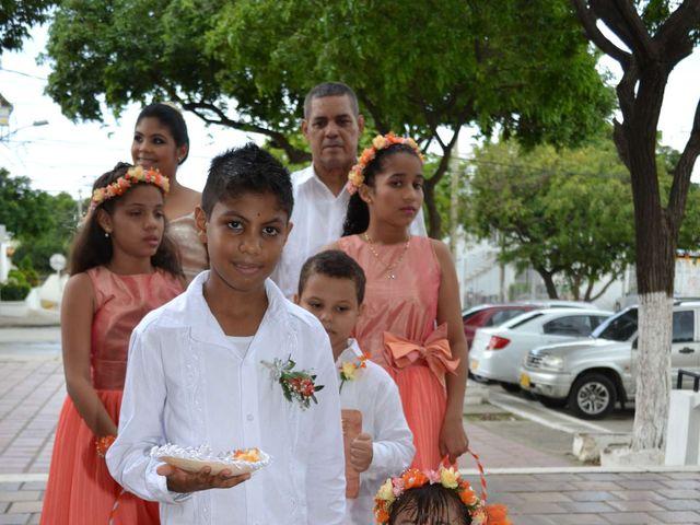 El matrimonio de Fabian y Eliana en Santa Marta, Magdalena 8