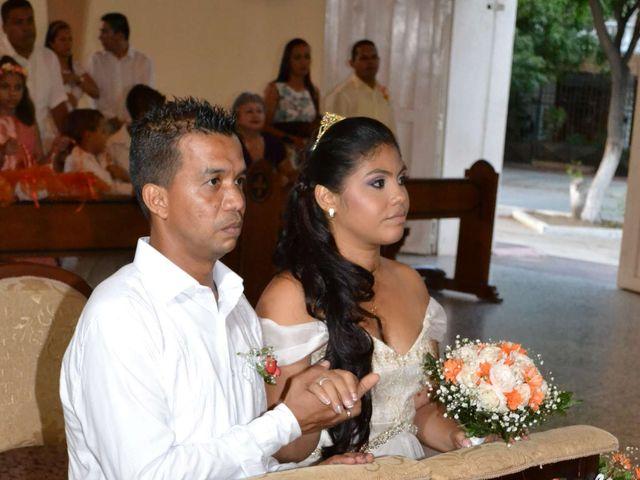 El matrimonio de Fabian y Eliana en Santa Marta, Magdalena 11