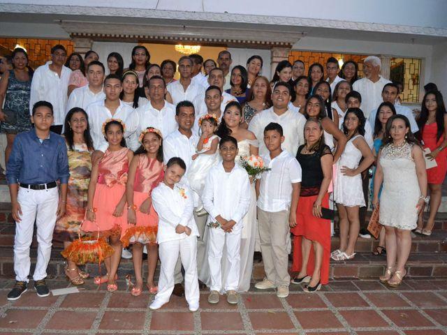El matrimonio de Fabian y Eliana en Santa Marta, Magdalena 13