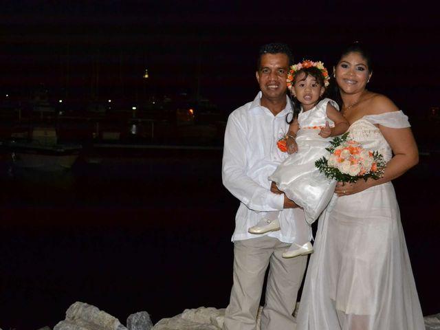 El matrimonio de Fabian y Eliana en Santa Marta, Magdalena 14