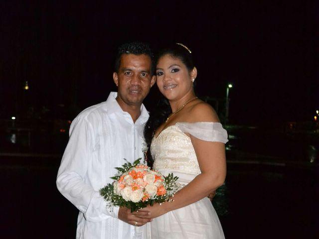 El matrimonio de Fabian y Eliana en Santa Marta, Magdalena 15