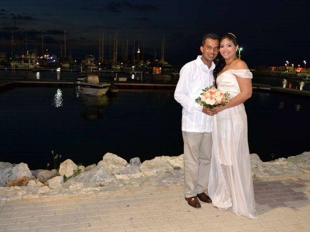 El matrimonio de Fabian y Eliana en Santa Marta, Magdalena 16