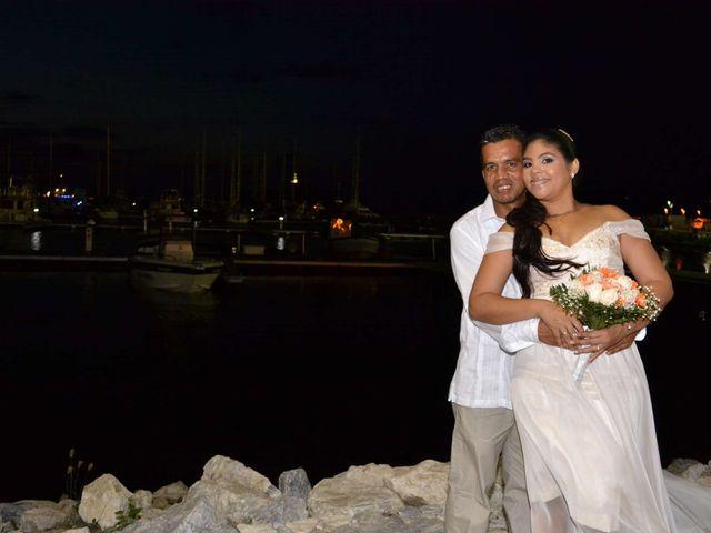 El matrimonio de Fabian y Eliana en Santa Marta, Magdalena 17