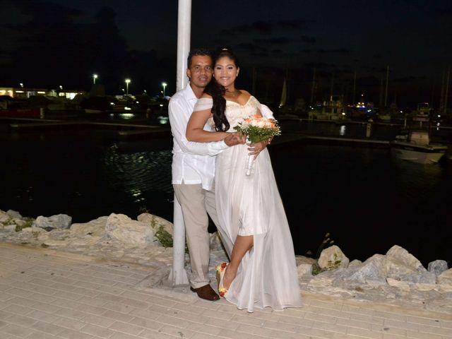 El matrimonio de Fabian y Eliana en Santa Marta, Magdalena 18