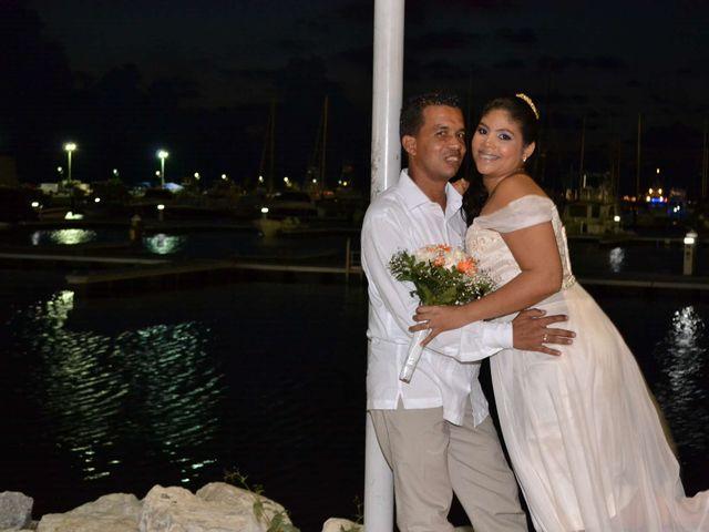 El matrimonio de Fabian y Eliana en Santa Marta, Magdalena 19