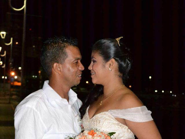 El matrimonio de Fabian y Eliana en Santa Marta, Magdalena 23