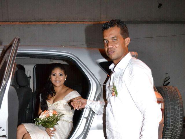 El matrimonio de Fabian y Eliana en Santa Marta, Magdalena 24