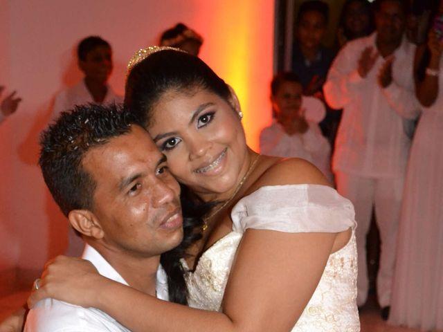 El matrimonio de Fabian y Eliana en Santa Marta, Magdalena 27