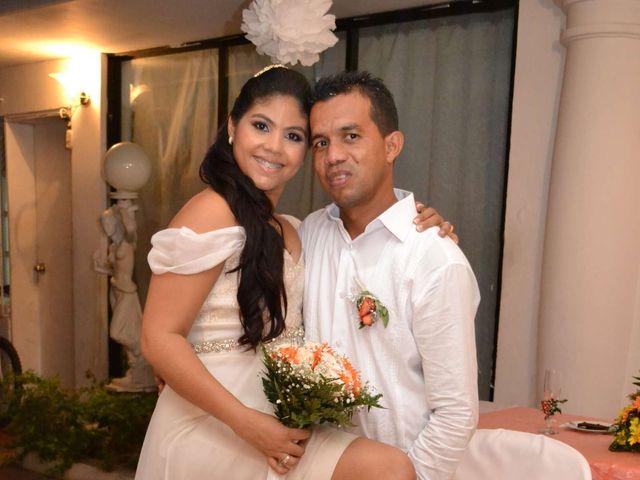 El matrimonio de Fabian y Eliana en Santa Marta, Magdalena 33