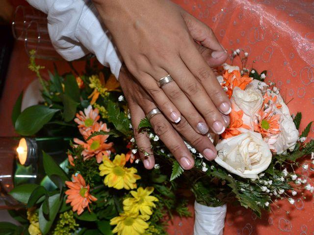 El matrimonio de Fabian y Eliana en Santa Marta, Magdalena 35