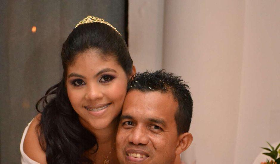 El matrimonio de Fabian y Eliana en Santa Marta, Magdalena
