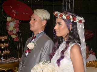 El matrimonio de Mily y Carlos