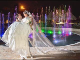 El matrimonio de Manuela y Jose