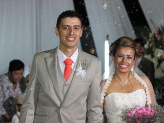 El matrimonio de Lucía y Cristobal 1